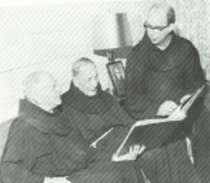 Fr. Rudy, Fr. Clem, and Fr. Don