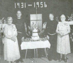 Fr. Rudy's 25th Jubilee